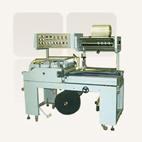 L Sealer/Shrink Tunnel Series: Packaging Machines
