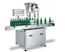 Capping Machine, Capper